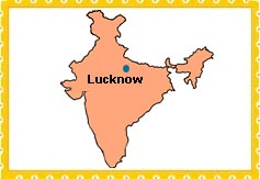 Lucknow Location