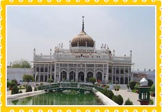 India A Tourists Paradise Lucknow A City Of Loveable People